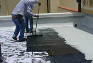 New Waterproof Roof Coating Launched