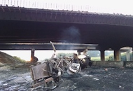 Fatal Crash Destroys 2 TN Bridges
