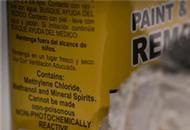 EPA Warns of Chemical Stripper Danger