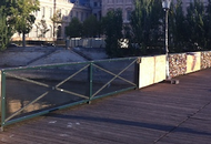 Paris Battles Love for Bridge Control