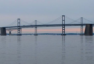 MD Bay Bridge Painting Up for Bid