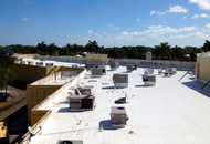 Silicone Roof Coating Debuts