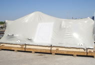 Shrink Wrap Offers Protection Option