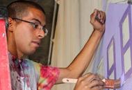 Muralist Shot, Killed While Painting