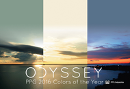 PPG 2016 Colors: An 'Odyssey' of Life