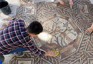 Israel Discovers Ancient Mosaic Floor