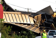 Railroad Bridge Crashes Spur U.S. Audit