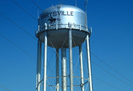 Bidders Sought for Water Tank Painting