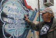 Mural Deemed 'Graffiti' after 15 Years