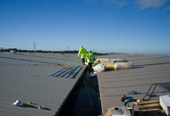 Roofing Contractors Box their Best