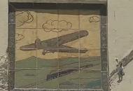 Restoration Reveals Historic Tiles