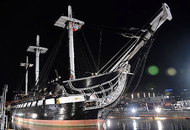 A New Makeover for 'Old Ironsides'