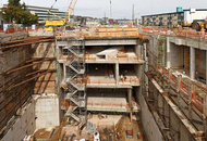 2 Firms Cited in Tunnel Wall Collapse