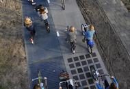 Solar Road Gets a Bright Start