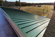 Roof Shield to Prevent Wind Uplift