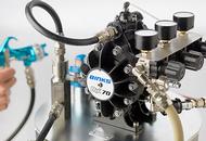 Binks Debuts Pumps for Pulse-Free Spray