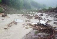 2 Workers Perish, 1 Missing in Landslide