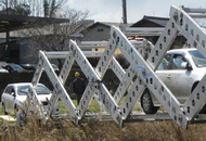'Origami' Bridge Could Aid in Disasters