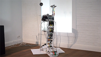 Music Inspires this Painting Robot