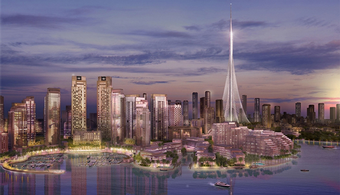 Dubai Breaks Ground on Record Tower