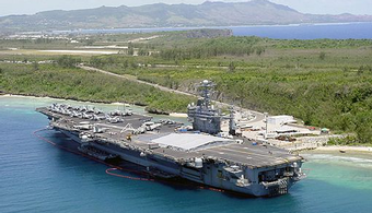 Navy, Guam Contractor Face EPA Fines