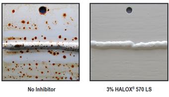 Corrosion Inhibitor Goes<br>Liquid