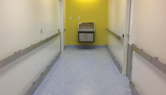 New Floor Coating Boasts Quick Cure