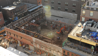 NY Firm Sentenced in Fatal Trench Case