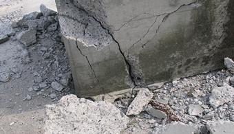 Cracking Concrete Probe Continues