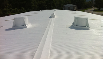 Cool Roofs Project in Philly