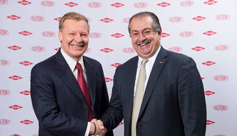 DowDuPont Deal Achieves Milestone