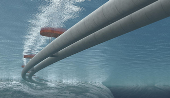 This Tunnel-Bridge Combo Will Float