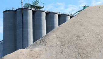 Additives Made for Cement Production
