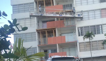 Miami Scaffold Fall Claims Worker's Life