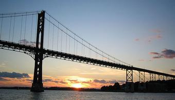 Mount Hope Bridge Up for Recoat