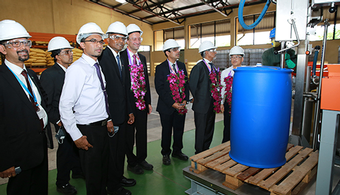BASF Expands in South Asia