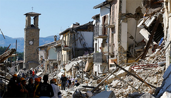 Italy Quake Takes Human, Cultural Toll