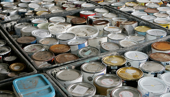 Paint Disposal, Project Procedures at Issue