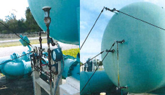 Pump Replacement with Tank Coating Work