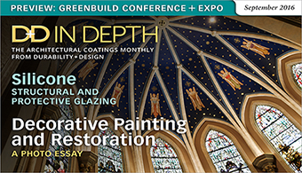 New Issue Previews Greenbuild