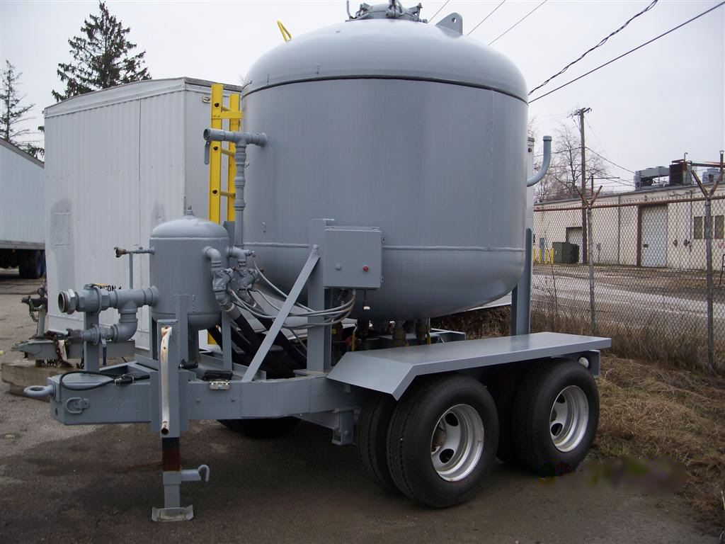 Paint and Coatings Equipment for Sale or Rent : Refurbished 8 Ton 4