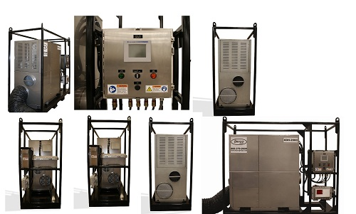 Explosion Proof Dehumidification Units