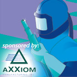 Achieving Efficiency  in Abrasive BlastingSponsored by Axxiom/Schmidt
