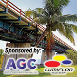 Weathering of High-Performance Coatings on Florida Bridges; Sponsored by AGC Chemicals - Lumiflon