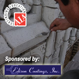 D+D Product Profile Webinar: Aesthetic Concrete Repair; Sponsored by Edison Coatings