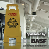 Evaluation of Slip and Fall Resistance of Flooring Systems; Sponsored by BASF Building Solutions