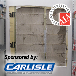 D+D Education Series Webinar: Investigating Sources of Moisture in Concrete and Masonry Walls; Sponsored by Carlisle Coatings & Waterproofing