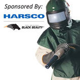 Safety in Abrasive Blasting; Sponsored by Harsco