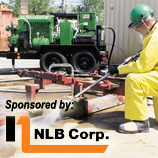 Steps to a More Effective Waterjetting OperationSponsored by NLB Corp