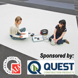 D+D Education Series Webinar: Cool Pavements for Cool Communities; Sponsored by Quest Construction Products